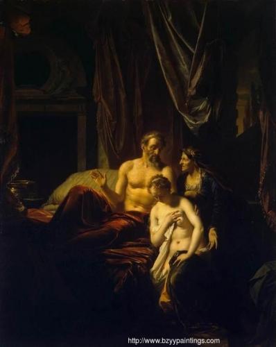 Sarah Bringing Hagar to Abraham.jpg