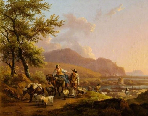 An Italianate Landscape with Herdsmen.jpg