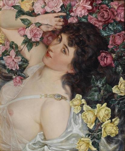 Among the Roses.jpg