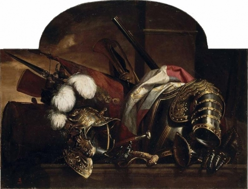 Still Life with Arms and Armours.jpg