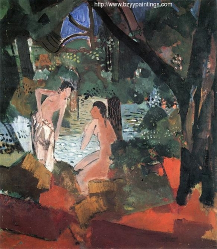 Two Women by a River.jpg