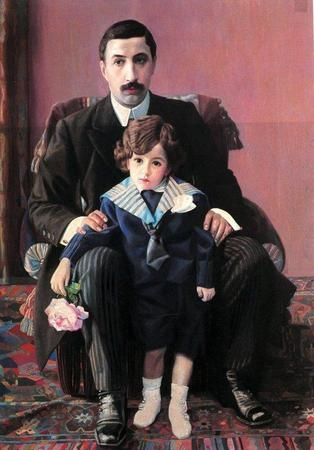Portrait of AF Aziber with His Son.jpg