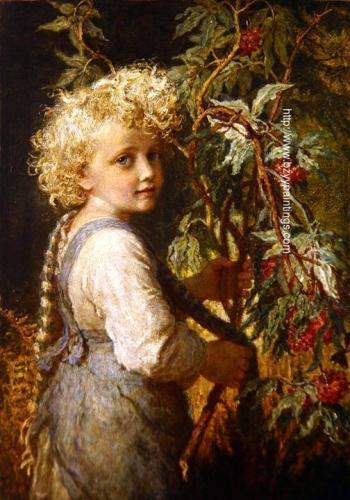 Gathering Red Berries.jpg