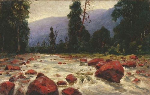 Red Stones of the Pokhabikha River.jpg