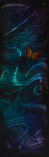 Abstract with Orange Butterfly_Park_4925.jpg