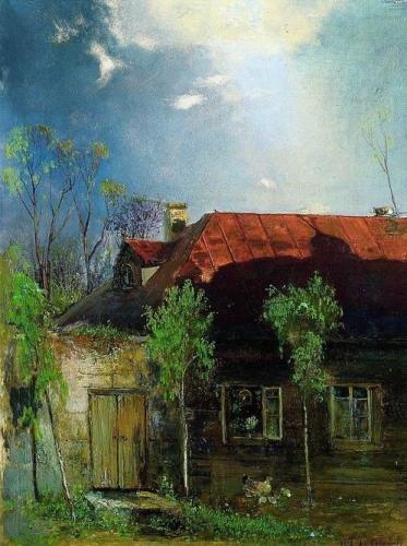 A Provincial Cottage Spring.jpg