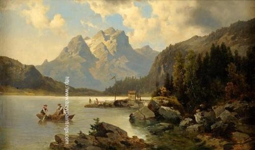 Summer Landscape with Lake.jpg