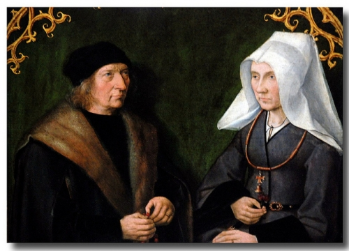 Dirck Borre van Amerongen c1438-1527) and his Wife.jpg