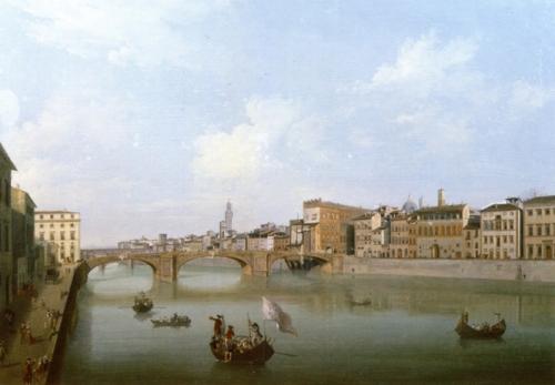 View of the Arno with the Ponte Santa Trinità.jpg
