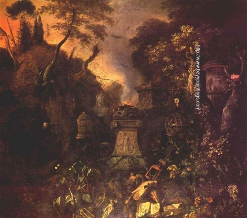 Landscape with a Graveyard by Night.jpg