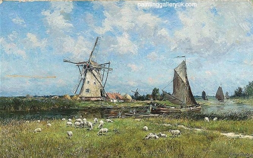 Windmill in Haarlem Holland.jpg