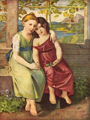 Portrait of Adelheid and Gabriele von Humboldt.jpg