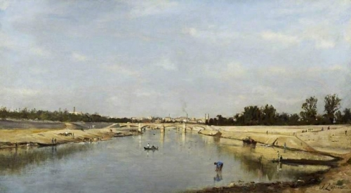The Pont de lAlma near Paris.jpg