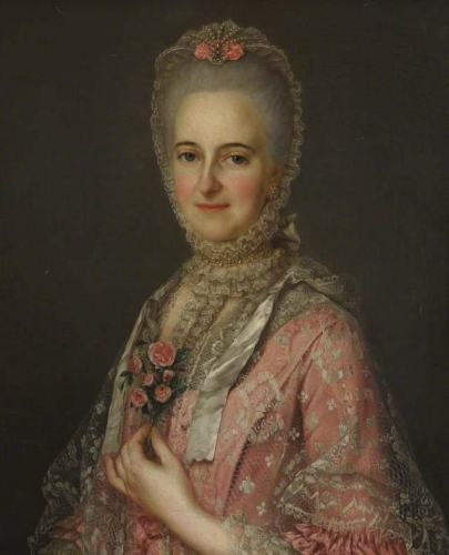Portrait of Jane née Belchier Wife of Richard Huddleston.jpg