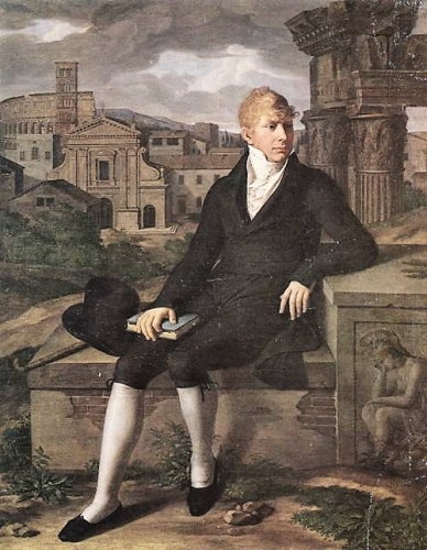 Friedrich IV von Sachsen-Gotha in Rome.jpg