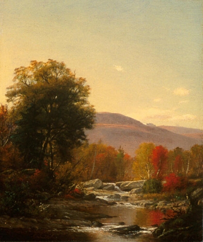 Autumn Landscape With View Of Catskill Mountains.jpg
