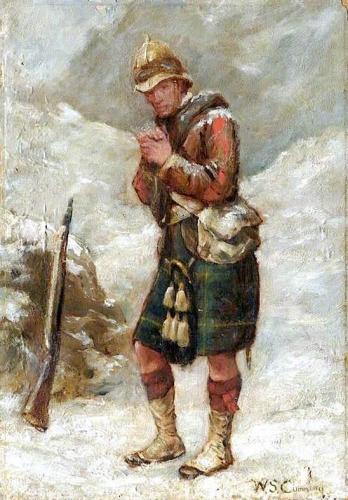 A Gordon Highlander in the Afghan War.jpg