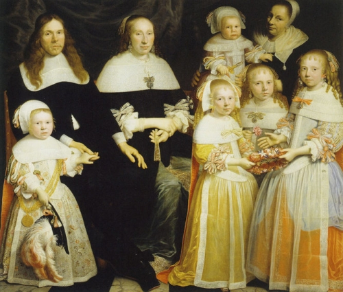 Meyndert Sonck with Wife and Children.jpg