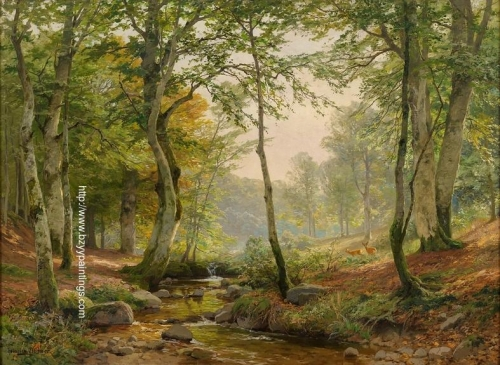 Forest Clearing with Stream.jpg