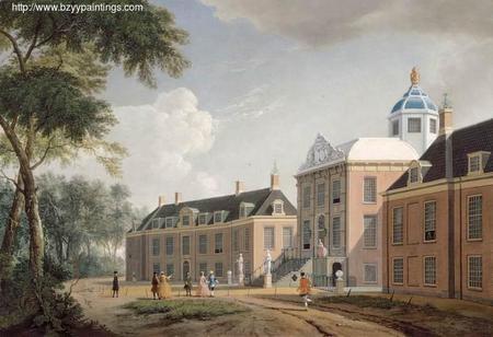 View of Huis ten Bosch Palace.jpg