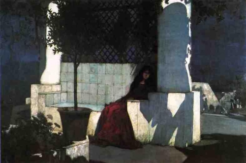 Woman Sitting in the Moonlight.jpg