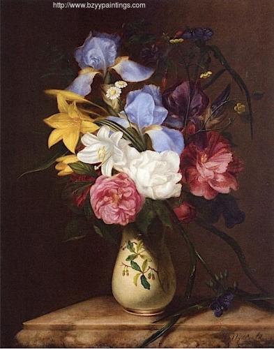 Floral Still Life in a Vase.jpg