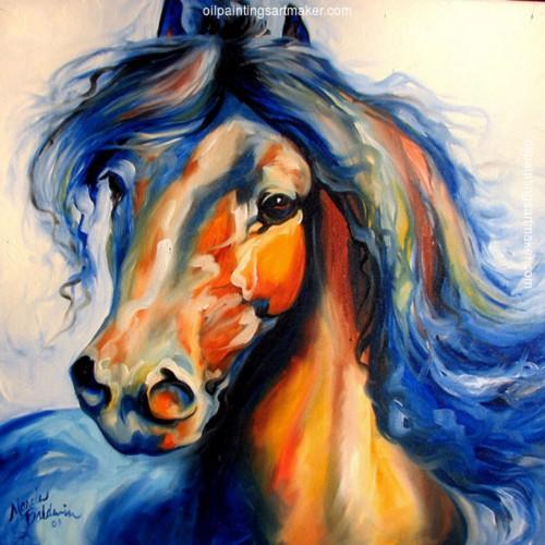 Marcia Baldwin Horse Art