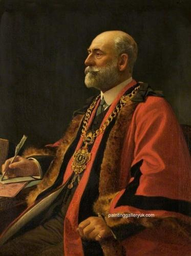 Alderman Seymour Berry as Mayor.jpg
