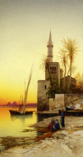 On the Banks of the Nile.jpg