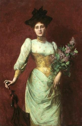 Portrait of Violet Schiff née Beddington.jpg