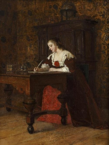 Lady Writing a Letter.jpg