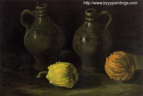 Still Life with Two Jars and Two Pumpkins.jpg