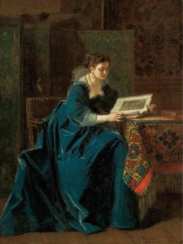 Woman Reading in a Interior.jpg