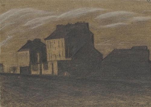 Maisons au bord dune route.jpg
