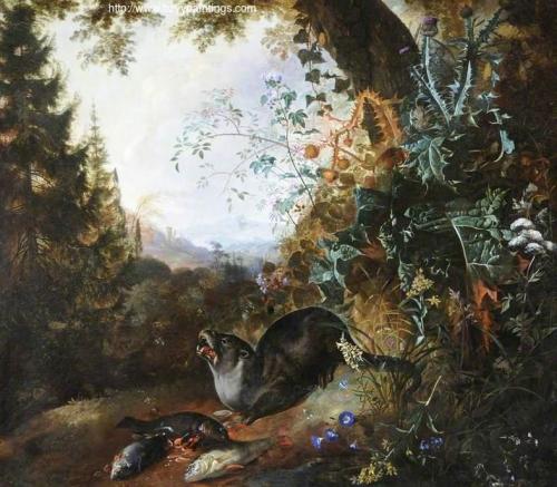 Otter in a Landscape.jpg
