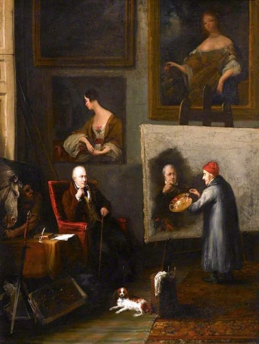 James Northcote Painting Sir Walter Scott).jpg