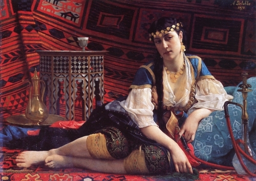 Nfissa Woman of Algiers.jpg