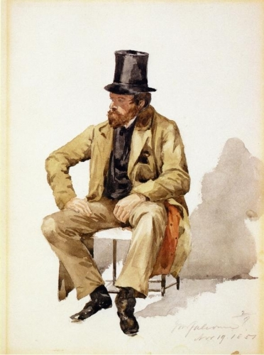 Bearded Man in Tall Hat and Long Coat.jpg