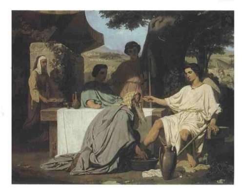 Abraham Washing the Feet of his Three Visitors.jpg